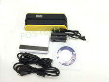 Msr09 X6 W/ Mini300 Dx3 Usb-Powered Smallest Magnetic Encoder Writer Yellow