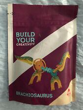 Build Your Own Creativity - Brachiosaurus Toy - Wendy's Dinosaur Kingdom 2019