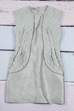 BAUM UND PFERDGARTEN einzigartige avantgarde kleid seide original style dress