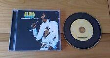 Elvis Presley Promised Land 2000 Euro CD Album Bonus Tracks Pop Rock
