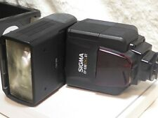 Sigma EF-530 DG ST electronic flash Canon fit all working well