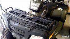 COMPLETE PACKAGE Polaris Sportsman 90/110 Front Brushguard & BOTH Rack Extenders