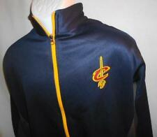 NEW $70 Cleveland Cavaliers Majestic NBA Men's Panel Track Jacket Sz. M Tall