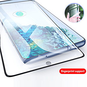 Film Tempered Glass for Samsung Galaxy Note20/Ultra 5G Curved Full Clear