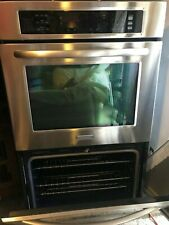 KitchenAid Stainless Steel Double wall oven
