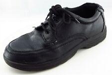 Nunn Bush Shoes Size 11 W Black Walking Leather Men