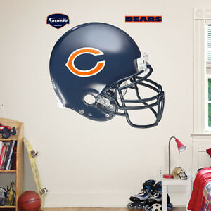 Chicago Bears Helmet Fathead