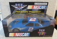 Pez Racing Nascar Candy Dispenser Rusty's Last Call #2 Car 2003 MIB
