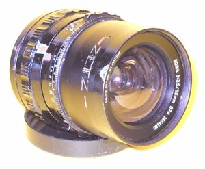 Kowa 55mm 1:3,5 - wide angle lens for Kowa Six