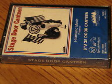 Stage door Canteen Heartland music Cassette music tape RARE vintage RCA