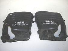 1983 83 YAMAHA SRV 540 SRV540 SNOWMOBILE LEFT RIGHT L R FRONT SIDE COVER SHOCK