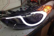 (Fits: Hyundai 2011-2013 AvanteMD Elantra) Daylight LED eyeline modules