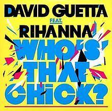 Who's That Chick? von David Guetta, Rihanna | CD | Zustand gut