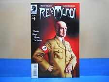 REX MUNDI Vol.2  #4 of 19 DARK HORSE 2006/09 Uncertified Vol. 1 is IMAGE #0-19