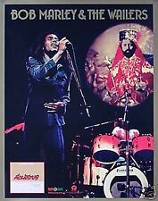 Bob Marley And The Wailers 2001 Exodus Original Promo Poster