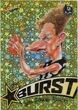2018 Footy Stars Starburst Caricature YELLOW (SBY14) Will HOSKIN-ELLIOTT C'wood