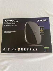 Belkin ac1750 router wi-fi Dual Band