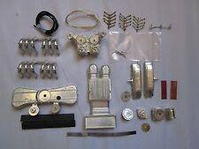 Pocher 1/8 Ferrari Testarossa Metal Engine Upgrade Kit Transkit High Detail