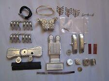 Pocher 1/8 Ferrari Testarossa Metal Engine Upgrade Kit Transkit High Detail