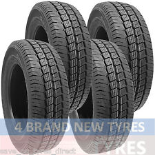 4 2056515 Budget 205 65 15 Van Commercial NEW Tyres x4 205/65 Four 100/102 6Ply