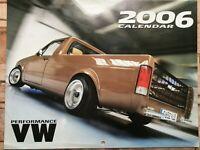 Performance VW - Calendar - 2006