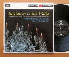 TWO 200 Invitation To The Waltz Bournemouth Symphony Walter Susskind 1968 NM/EX
