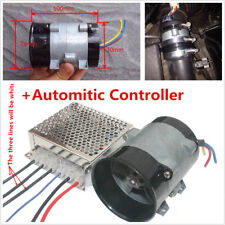 12V 16.5A 210W Car SUV Electric Turbine Power Turbo Charger Controller 35000rpm