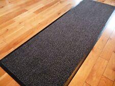 Carpet Runner Hallway Dirt Stopper Black Non Slip Rug Barrier Mat 60cm X 160cm