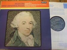 HDNK 47-48 Haydn The Complete Symphonies - Appendices / Dorati 2 LP set