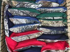 8 Cornhole bags. Young Entrepreneur!! Free Ship!  Double colored with camo!