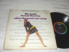 """George Shearing Quintet """"New Look!"""" 1967 Jazz LP, VG+, Stereo, Capitol ST-2637"""
