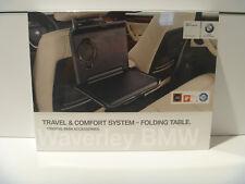 Genuine BMW Travel & Comfort Folding Table Accessory 51952449252