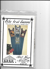 BIBS FOR ALL SEASONS BY O'DELL HOUSE