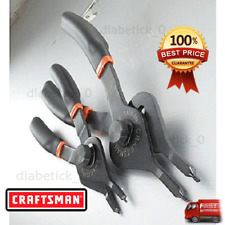 **New** Craftsman 2PC SNAP RING PLIER SET Hand Tool No Sales Tax Fast Shipping