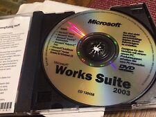 12 x Software drivers xp Fujitsu Siemens managed Microsoft Works Nero Adope usw.