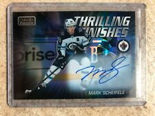 19-20 OPC O-PEE-CHEE Platinum Thrilling Finishes MARK SCHEIFELE Group A 1:4343