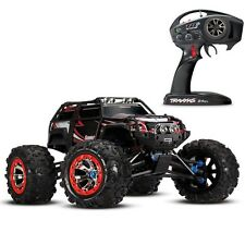 NEW Traxxas 1/10 Summit BLACK 4WD RTR RC Monster Truck w/TQi 2.4GHz - 56076-4