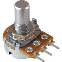 1 CTS 250k Audio Nylon Shaft Pot for Fender® Guitar Amp Amplifier R-VC250KA