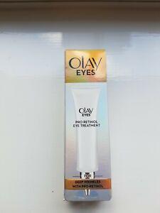 Olay Eyes For Deep Wrinkles.NEW