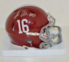 JONATHAN ALLEN signed University of ALABAMA Mini Helmet auto ROLL TIDE Redskins