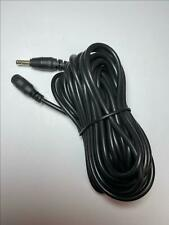 5 Metres Long DC Power Plug Extension Cable Lead for Tenvis 315W IP Camera