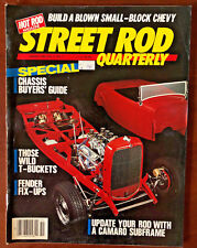 Street Rod Quarterly - Spring 1985 Volume 2 No 1