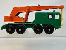 MES-51863Lesney No.30 8 Wheel Crane sehr guter Zustand,ohne Originalverpackung,