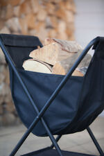 Folding Log Carrier and Storage Basket - FIR244