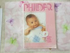 Phildar Designs For Baby From Birth To 2 Years