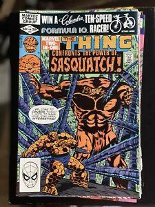 Marvel Two-In-One Vol.1 #83 (1974 Marvel) Sasquatch