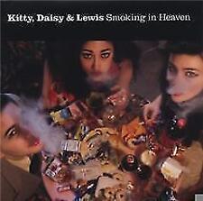 Smoking In Heaven (Jewelcase Edition) von Daisy & Lewis Kitty (2011), Neu OVP,CD