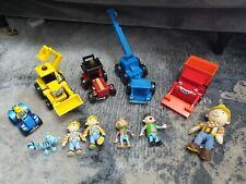 bob the builder toys bundle