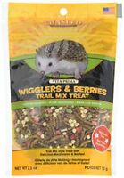 Sunseed Company Wigglers & Berry Vita Prima Hedgehog Trail Treat Mix 2.5Oz