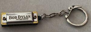 BOB DYLAN Hohner Miniature  Keychain NEW